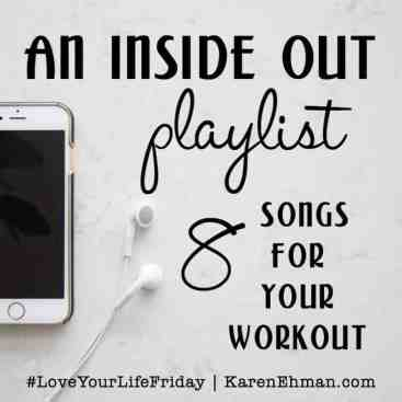 "An ""Inside Out"" Playlist for #LoveYourLifeFriday"