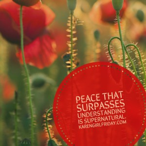 Peace, courtesy of Adobe Spark