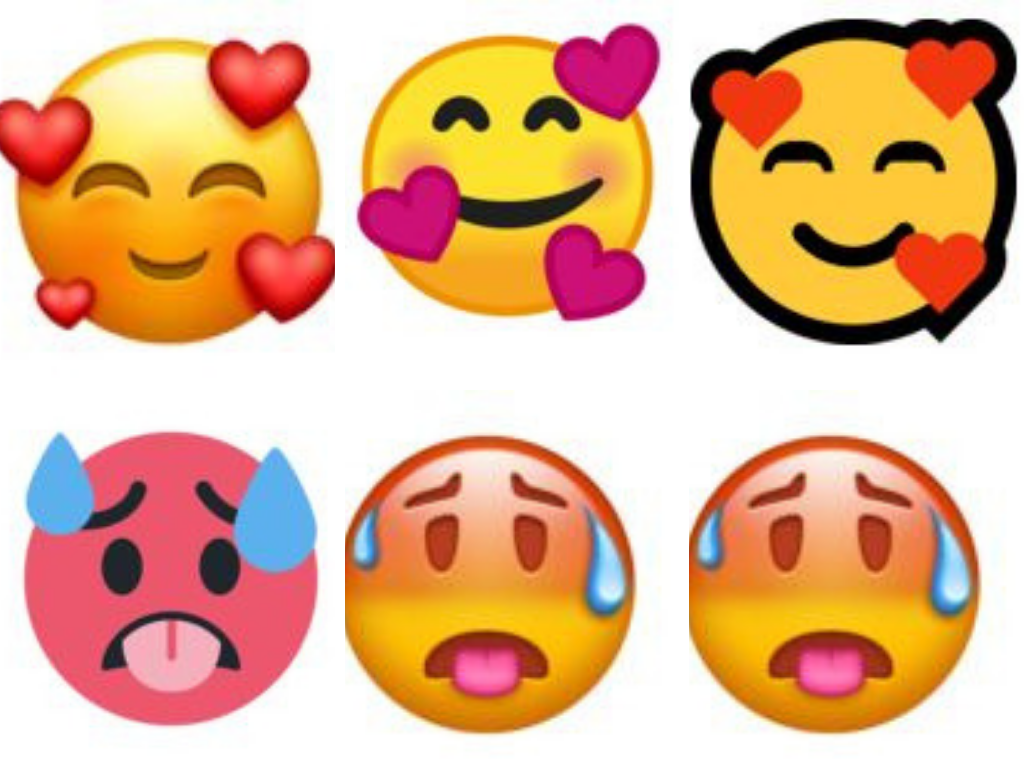 What Do The Different Colored Emoji Hearts Mean Karen E Lotter