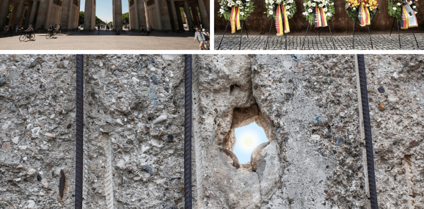 Berlin Wall – Stories and Music about the Fall