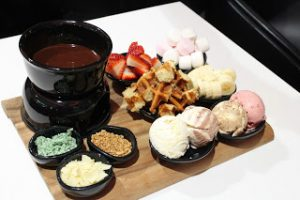 Fondue for four or more!