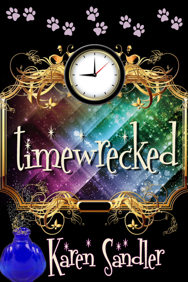 Timewrecked COVER