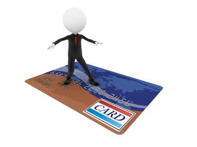 Using a Credit Card to Finance Deals