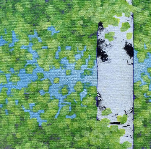 """Spring Greens #312"""" x 12"""""""