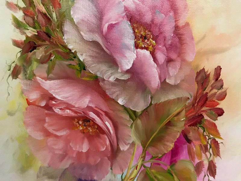 Soft Roses