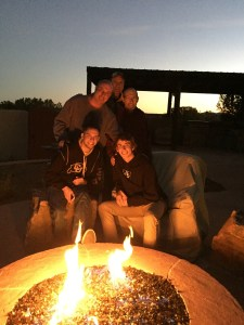 camp fire, stories, fun, laughter