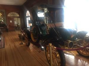 The Stanley Hotel, Steamer, Estes Park