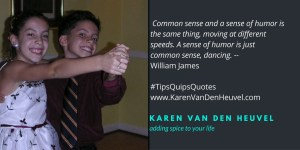 tips, quips, quotes, dancing