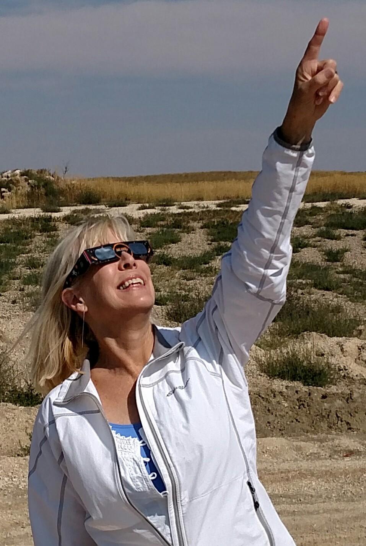 eclipse, Genesis, writing, publishing, Wyoming, Bar Nunn, Casper, World War II, military airfield, light, darkness, heavenly, skies, Scriptures