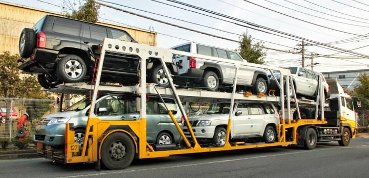 Pengiriman Mobil Murah