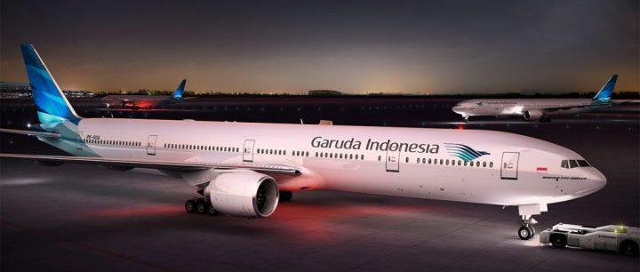 Agen Cargo Garuda Indonesia termurah