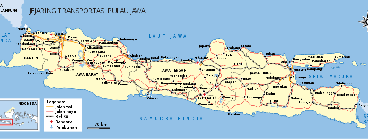 Jasa Ekspedisi ke Pulau Jawa terbaik