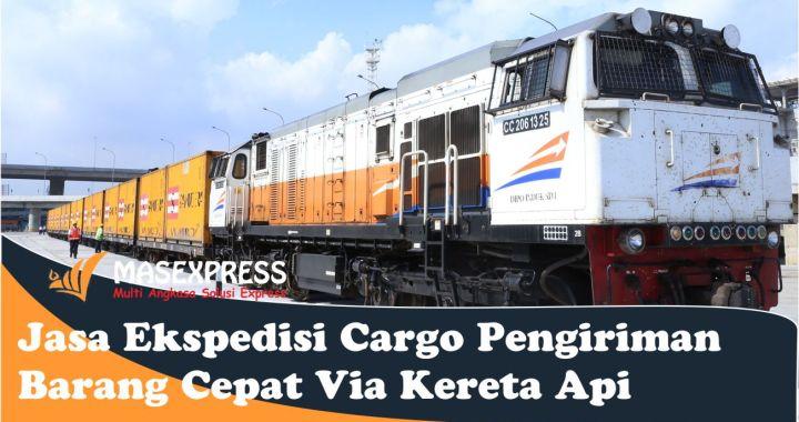 Jasa pengiriman spesialist kereta api