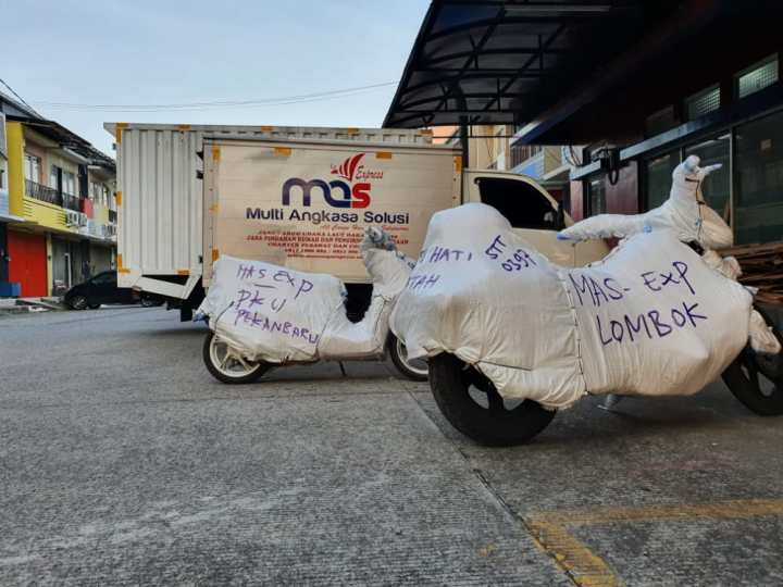 tarif ekspedisi murah mas express