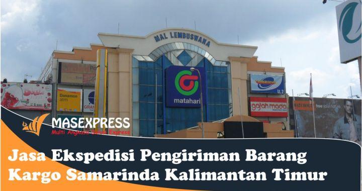 Jasa Ekspedisi Pengiriman Barang Kargo Samarinda Kalimantan Timur