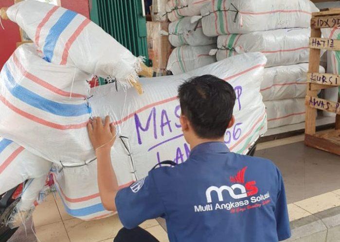 Jasa ekspedisi pengiriman barang Kargo dari Surabaya ke Kotamobagu