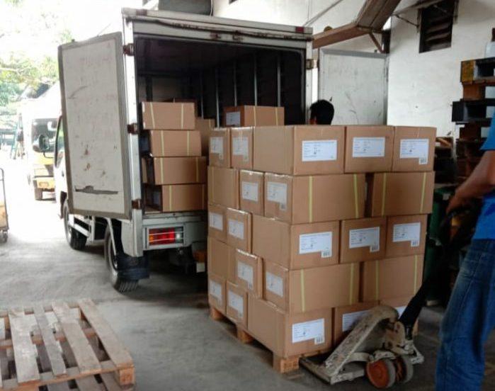 Jasa ekspedisi pengiriman barang kargo dari Surabaya ke Palembang