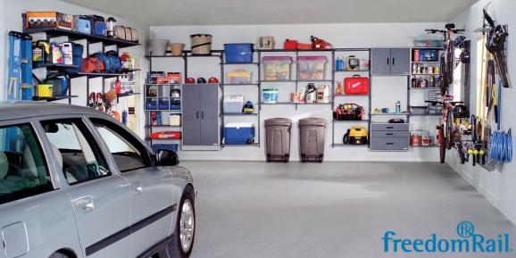 comment bien ranger son garage