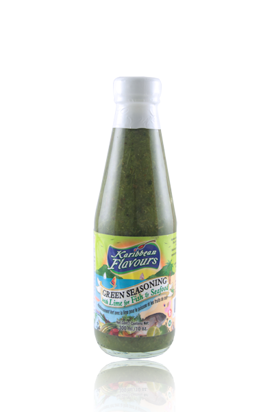Green Seasoning w-lime for Fish & Seafood 300ml
