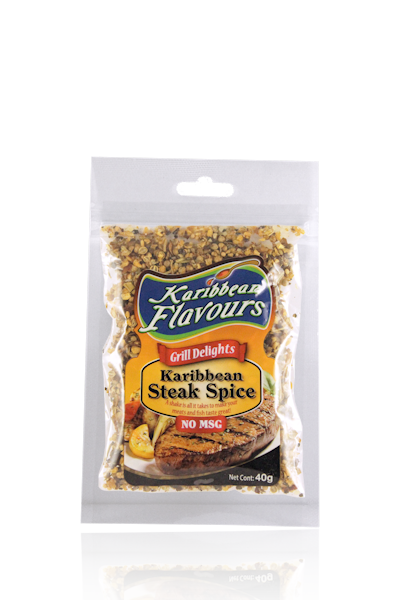 Grill Delights-Karibbean Steak Spice 40g