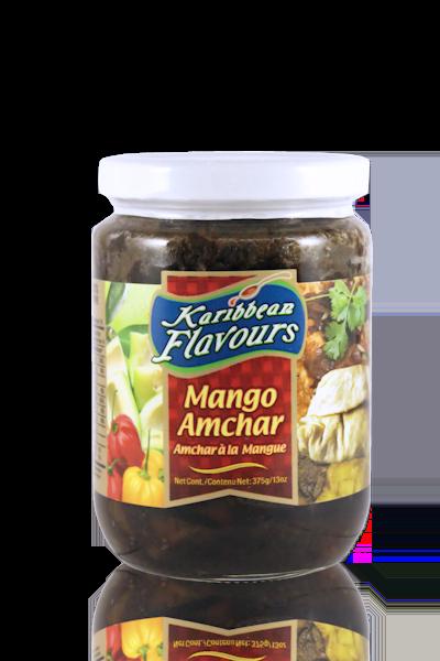 Mango Amchar 375g
