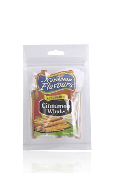 Spice Sensations-Cinnamon Whole 25g
