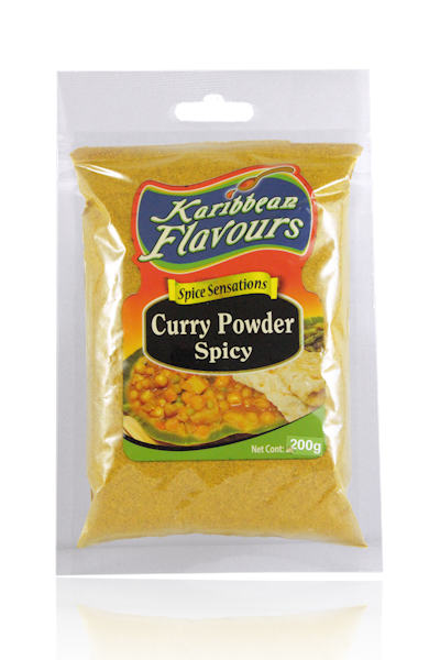 Spice Sensations-Curry Powder Spicy 200g
