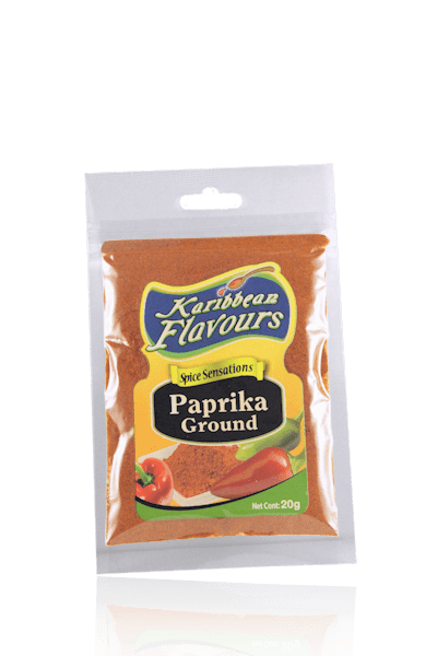 Spice Sensations-Paprika Ground 20g