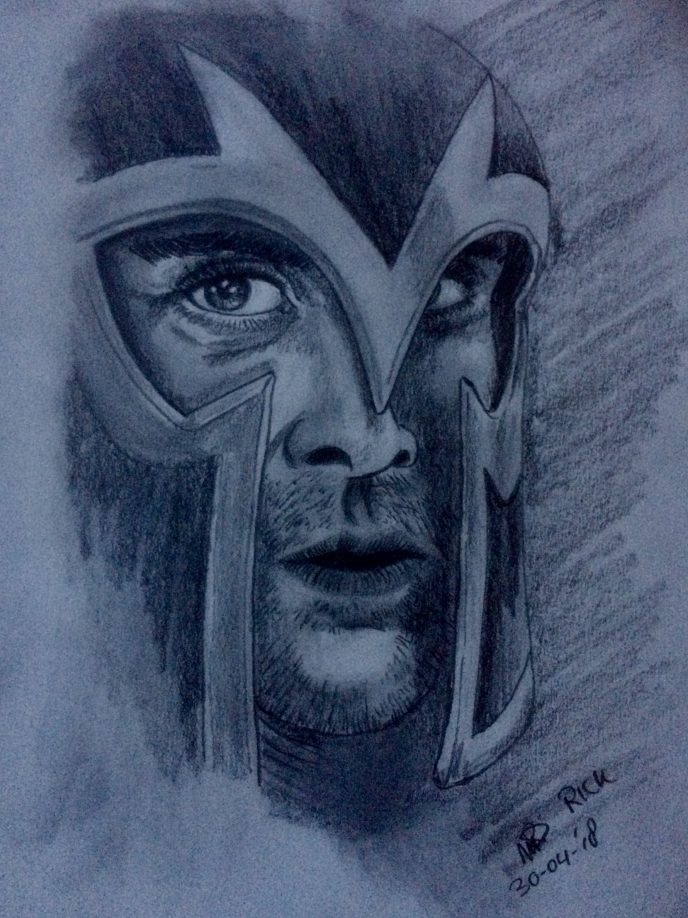 x-men magneto Marvel