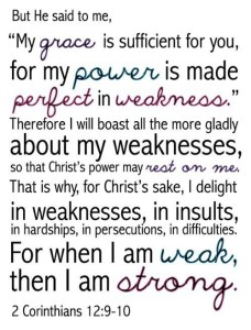 strong in christ