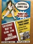 Tazewell Comicon Logo
