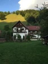 The inn in Transylvania