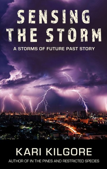 Sensing the Storm: A Storms of Future Past Story