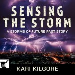 Sensing the Storm IB cover