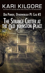 The Strange Critter at the Old Johnston Place cover