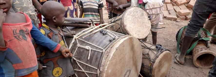 The Power of Drums