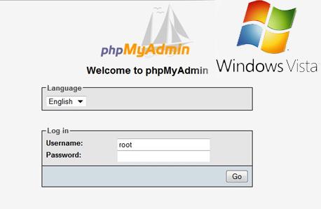 phpmyadmin-vista