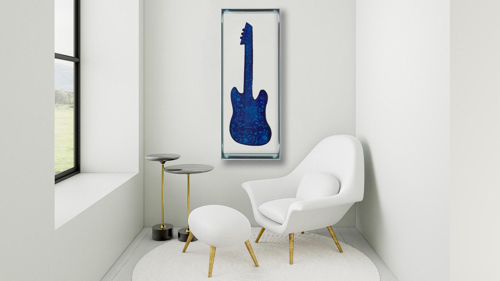 La Blue Beauty - 115x51 - Disponible