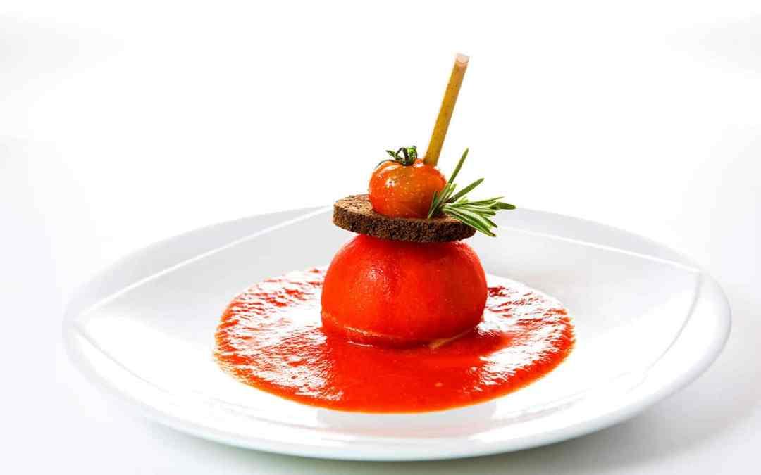 Religieuse de Tomate