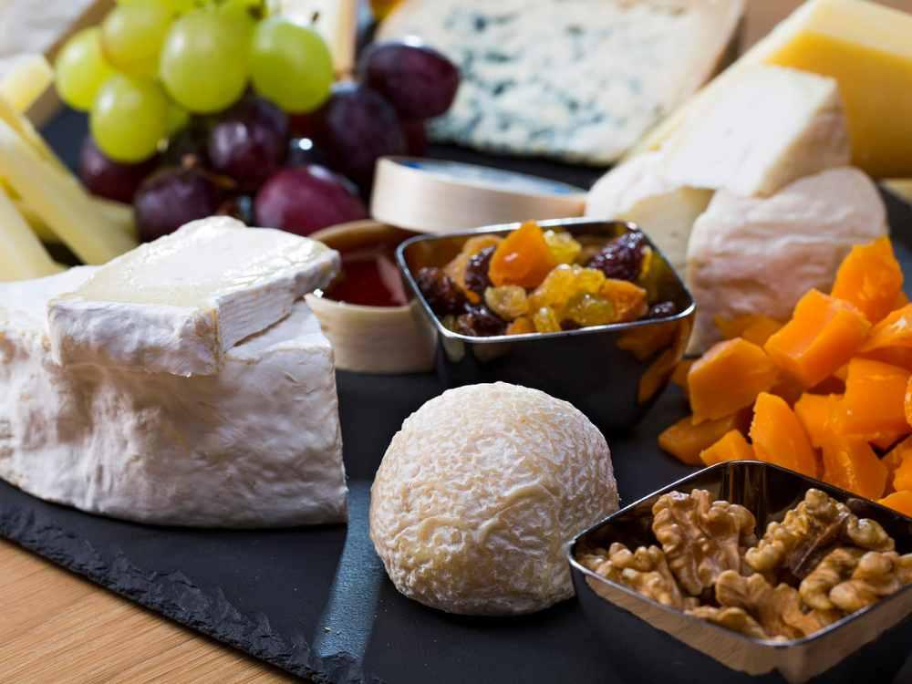 Plateau de fromage