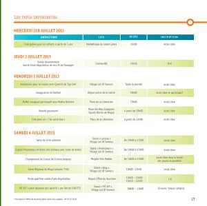 programmeLot Of Saveurs 2015-9