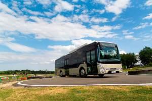 Test conduite Iveco Bus