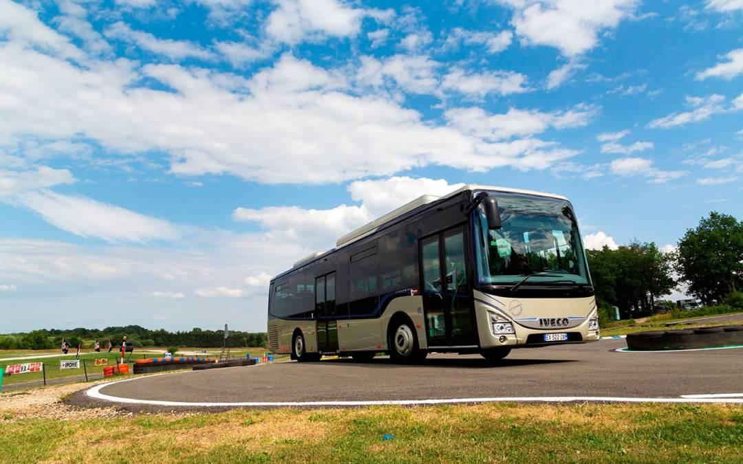 Le choix d'IVECO BUS: rouler au Gaz Naturel pour Véhicules