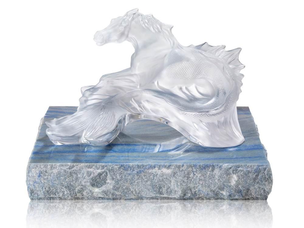 Cristal, marbre