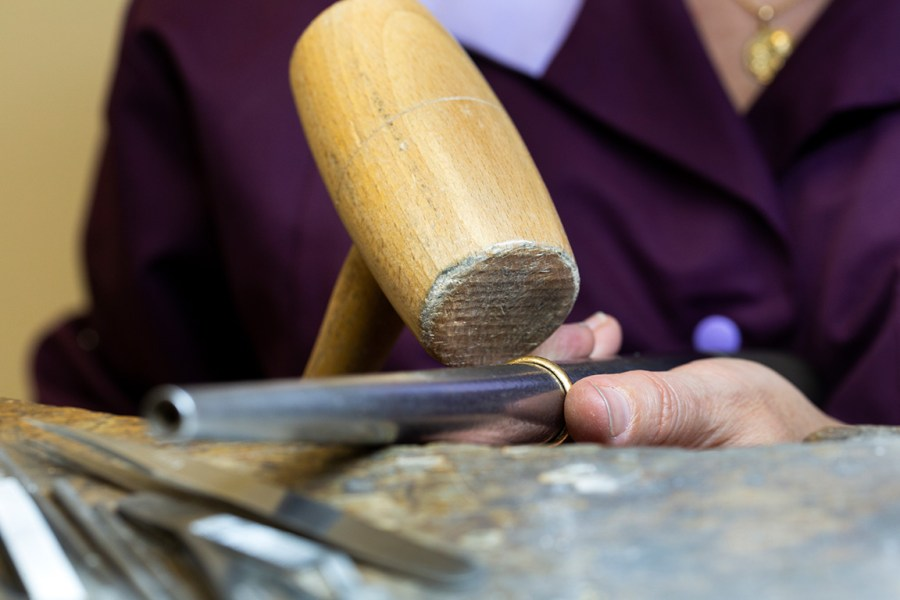 Atelier de la bijouterie Roure
