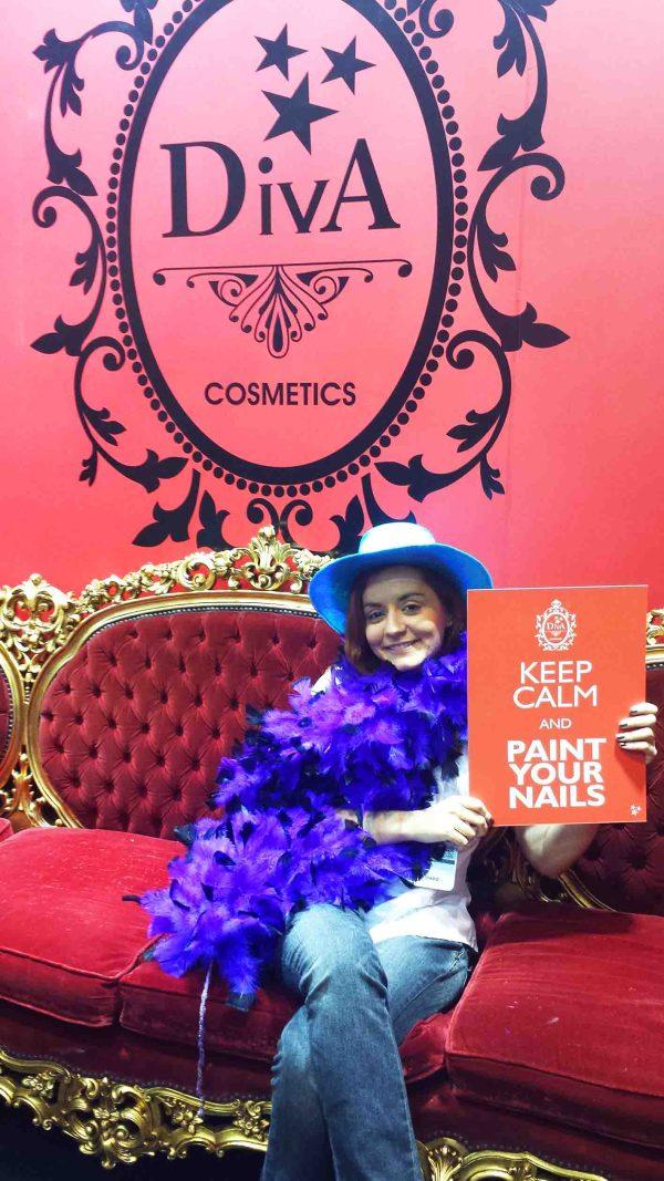 diva cosmetics beauty fair 2014