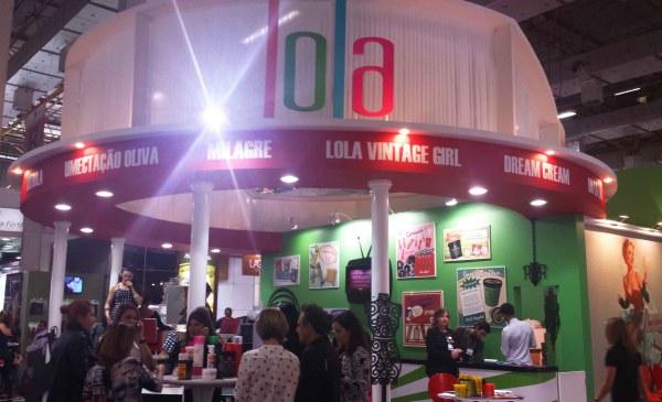 lola beauty fair 2014