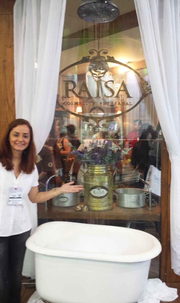 raisa beauty fair 2014