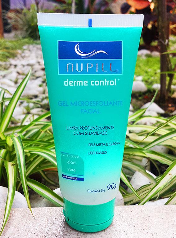 Gel Microesfoliante Derme Control Nupill