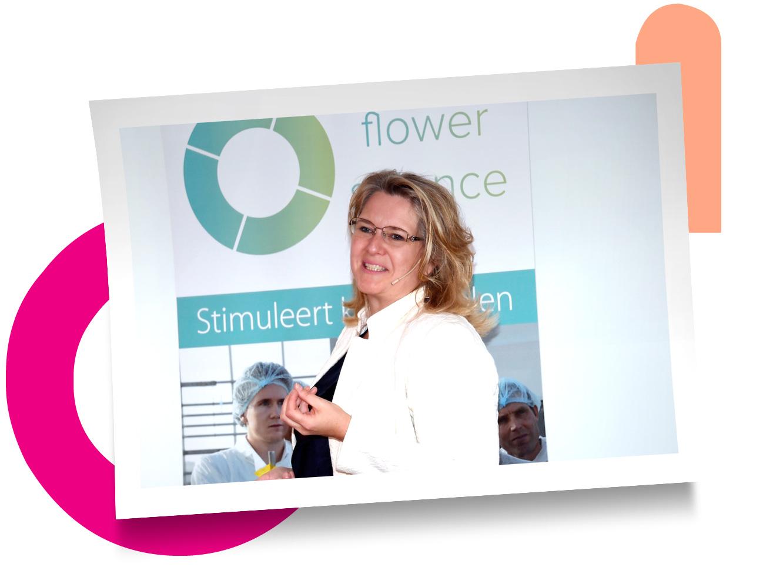 Heppener events en projecten, evenement flower science, Sassenheim